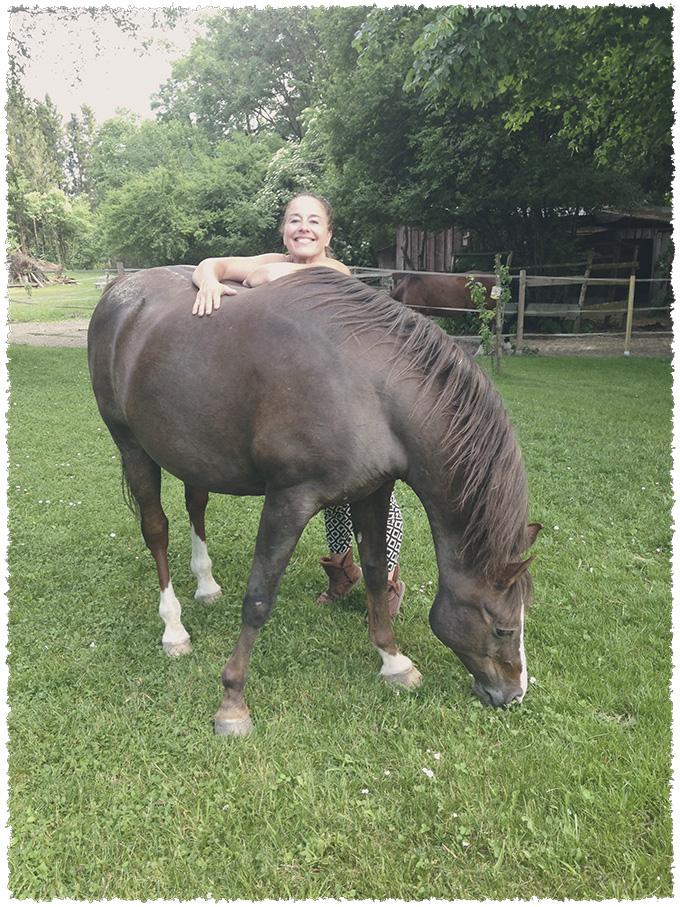 Endlich Pferd 3
